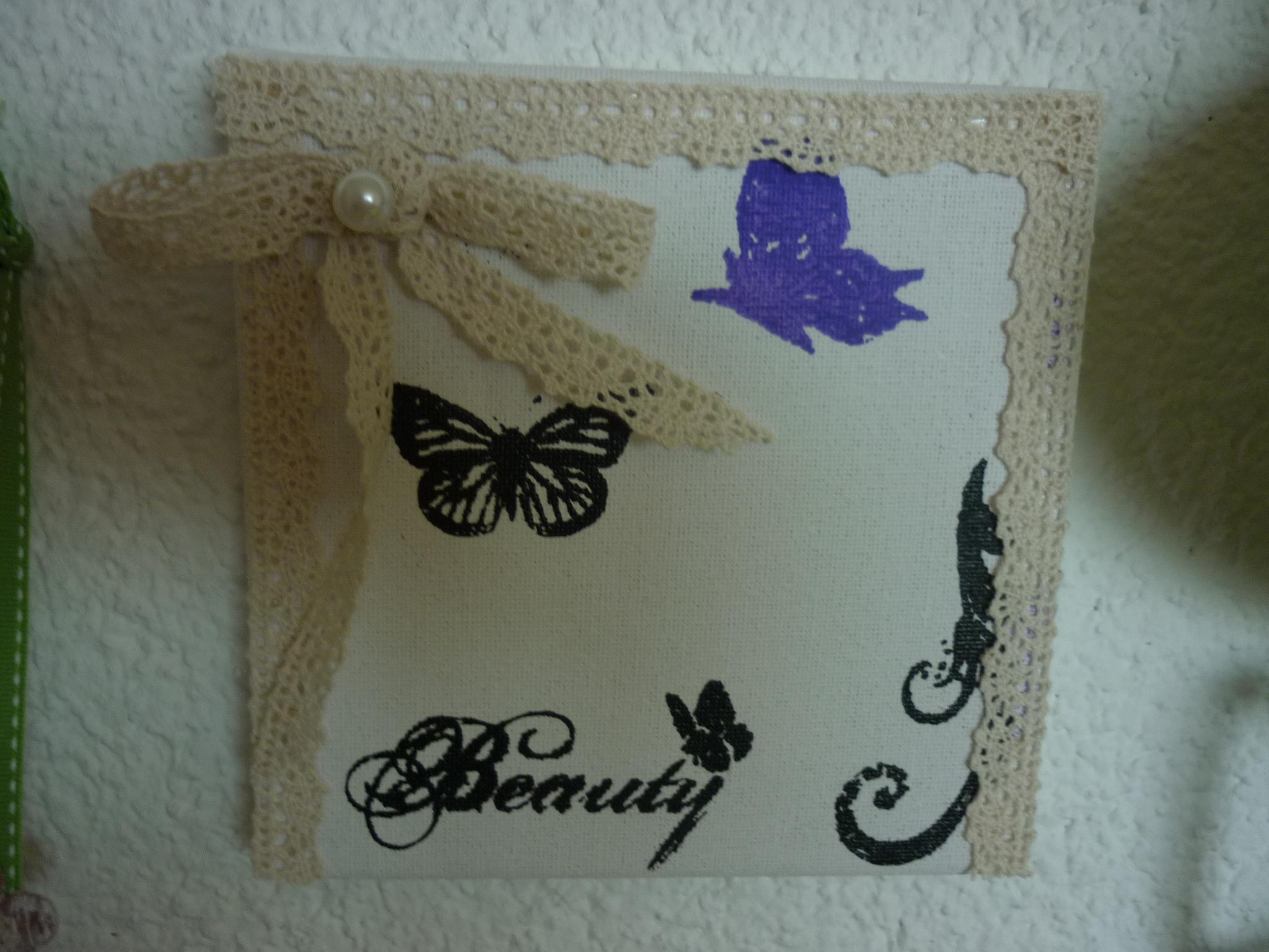 Schmetterling 10.-