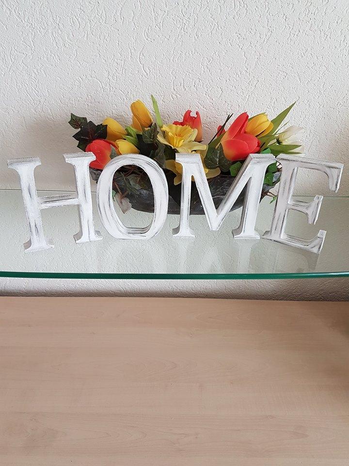 Shabbybuchstaben Home  29.-