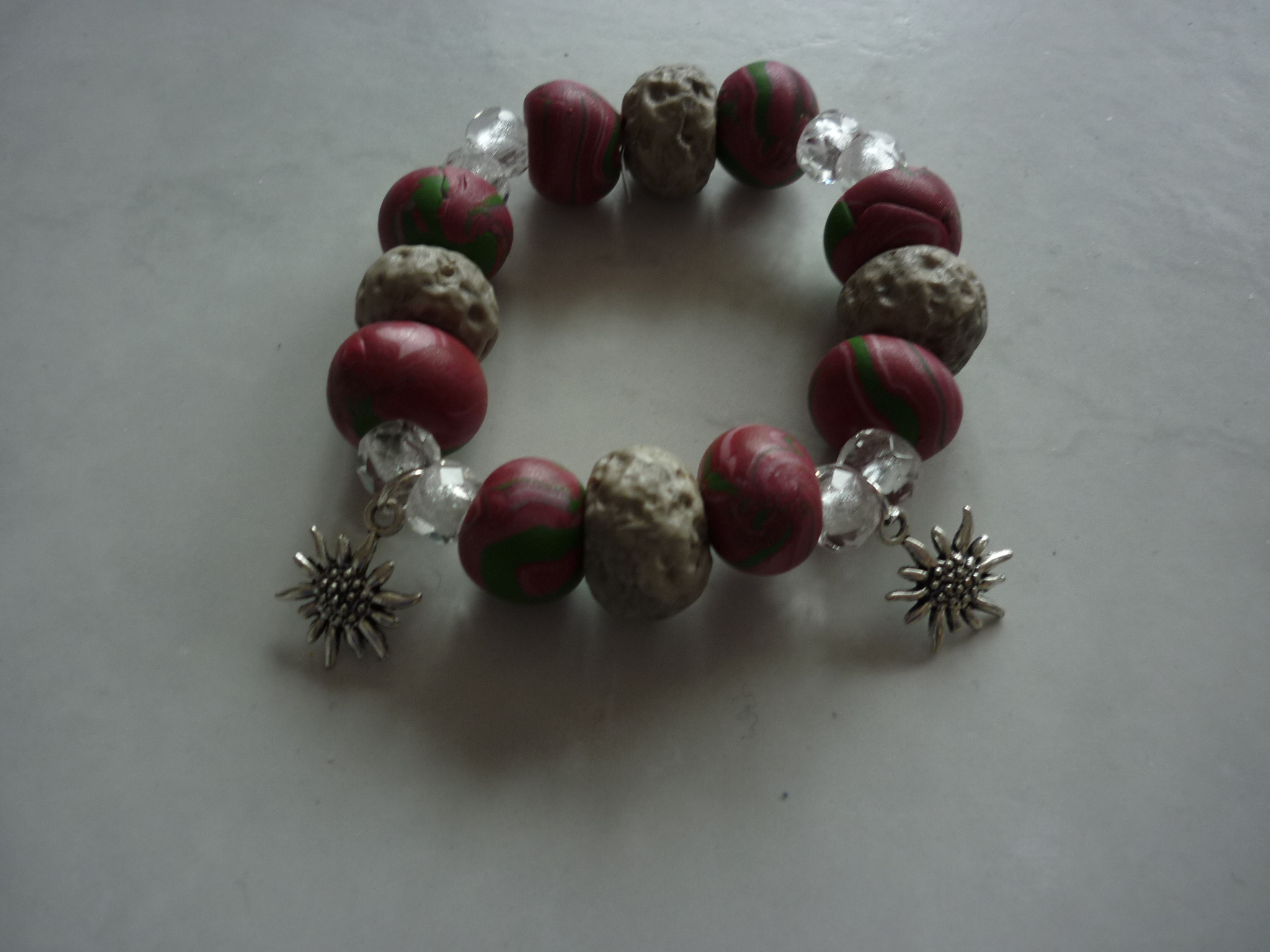 Armband - Edelweiss -  19.-