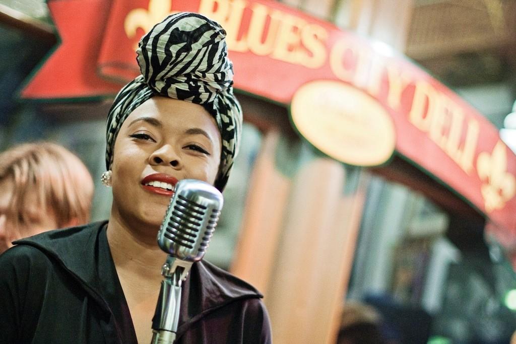 Nikki Hill (Fotos: Bluesfest Gaildorf)