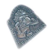 Plakette Aescher Fasnacht 2002