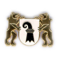Wappen Kantonspolizei Basel-Stadt