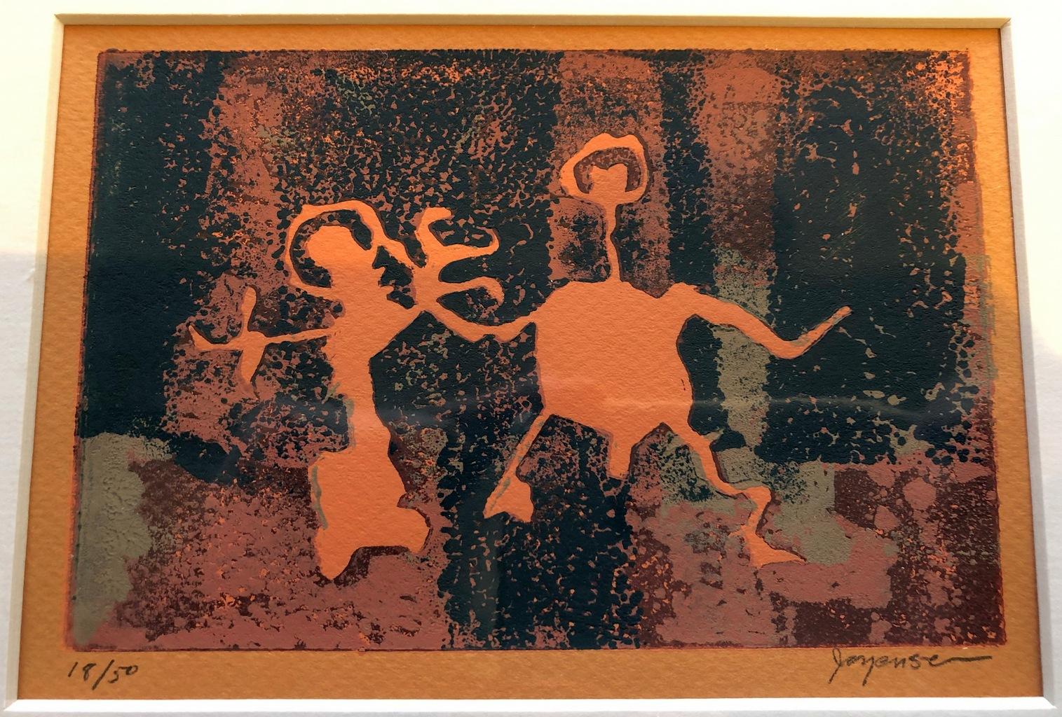 Block Prints - Steve Jorgensen