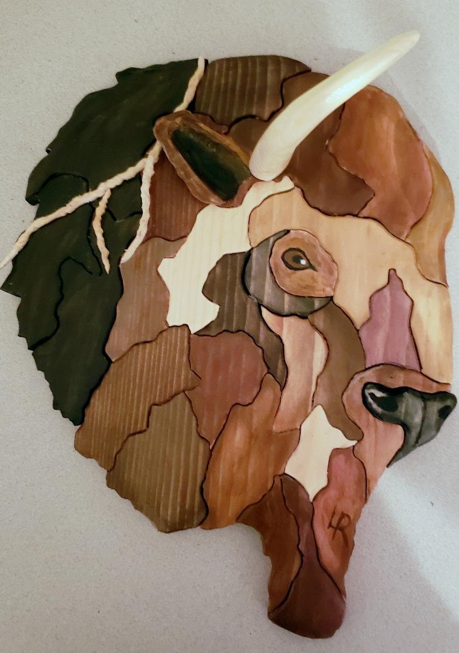 Wood Art - Lynn Rochelle
