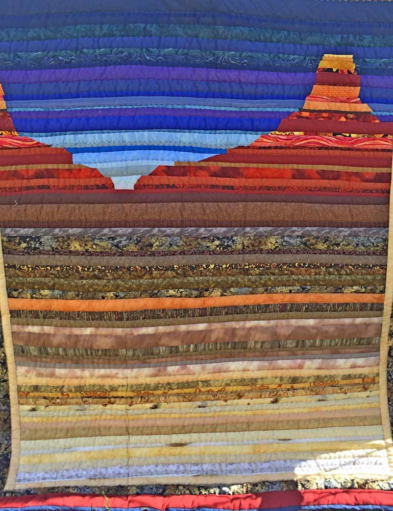 Art Quilt - Kalene Chavis