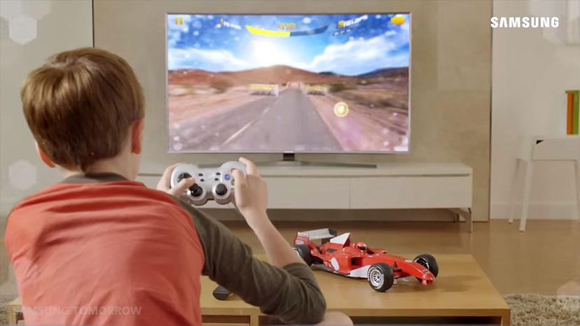 Samsung TV games