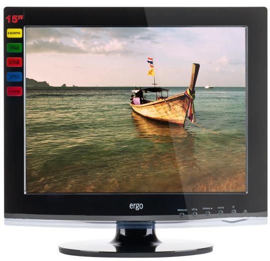 Ergo TV LE15C20