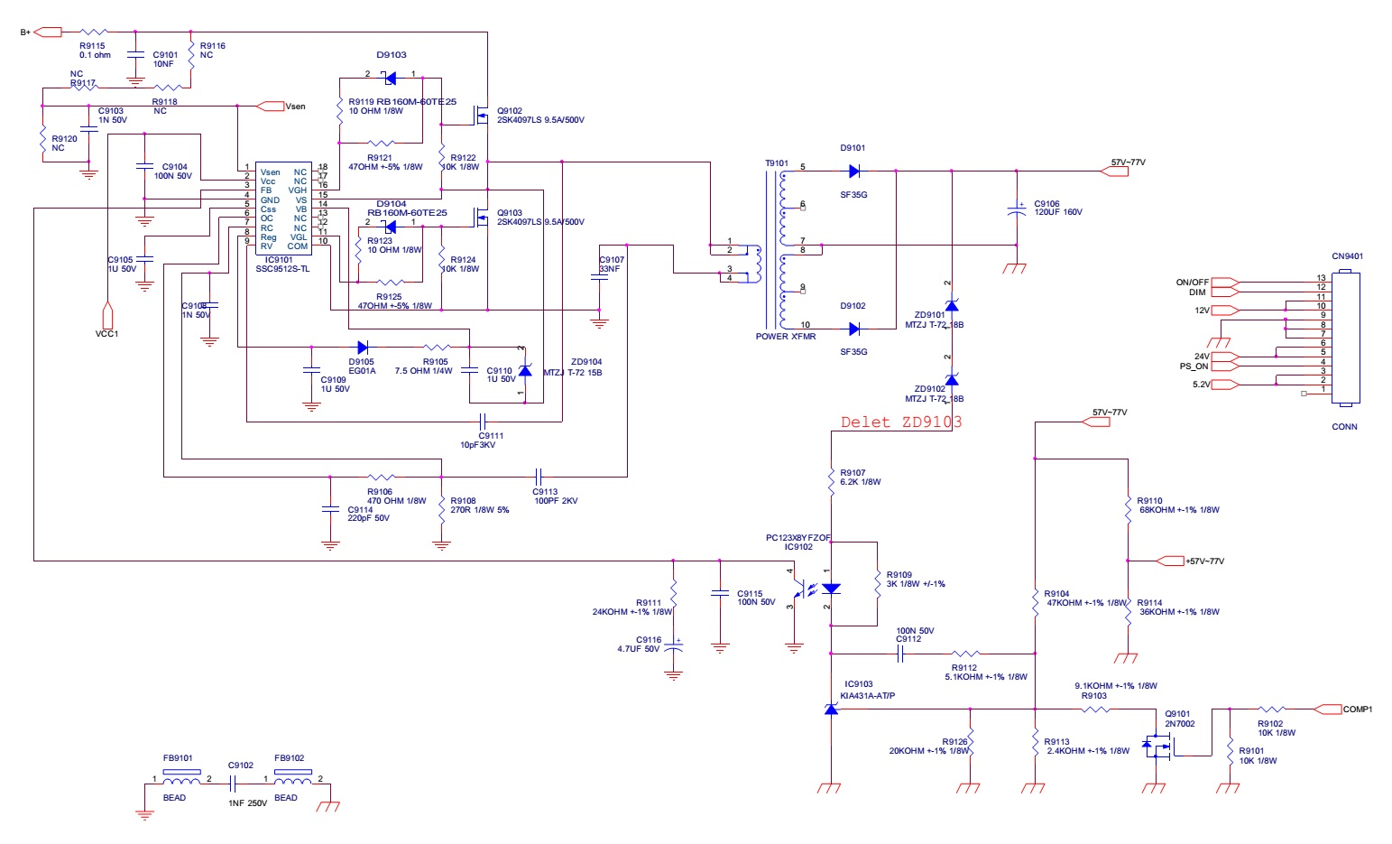 Haier Tv Circuit Board Diagrams  Schematics  Pdf Service