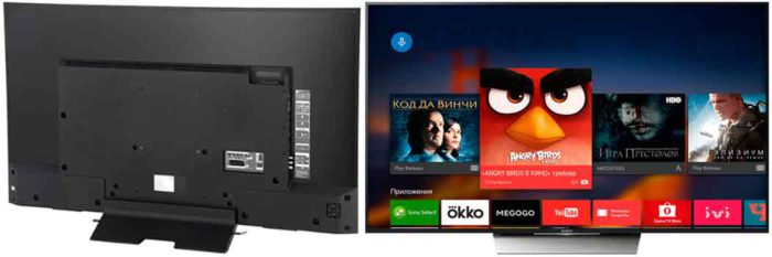 Sony KD-55XD8599 and its difference from the KD-55XD8577 - Smart TV