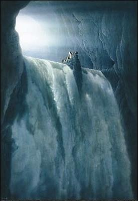 Ein harmonisches Chakra zeichnet sich durch z. B. einen kraftvollen Wasserfall aus, der einen guten Energiefluss zeigt.                                   (Bilder von Sahm und Leiendecker)