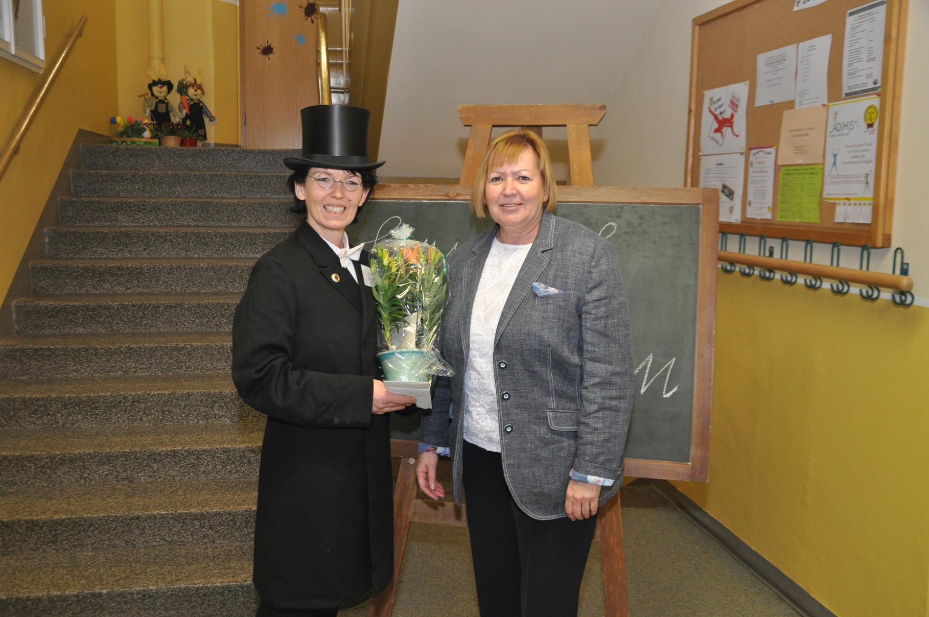 Landtagsabgeordnete Frau Ines Springer