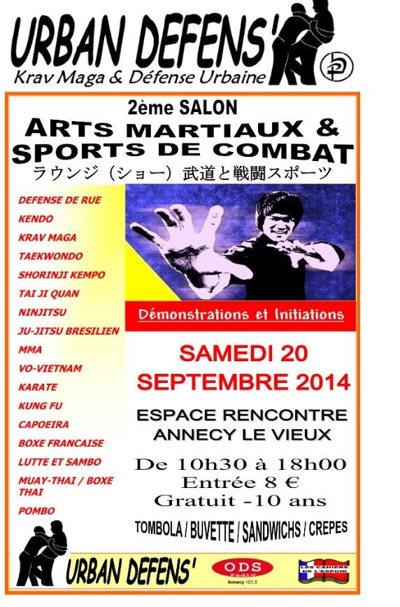 7° nuit des arts martiaux a Lavaur le  samedi 15 Mars 2014