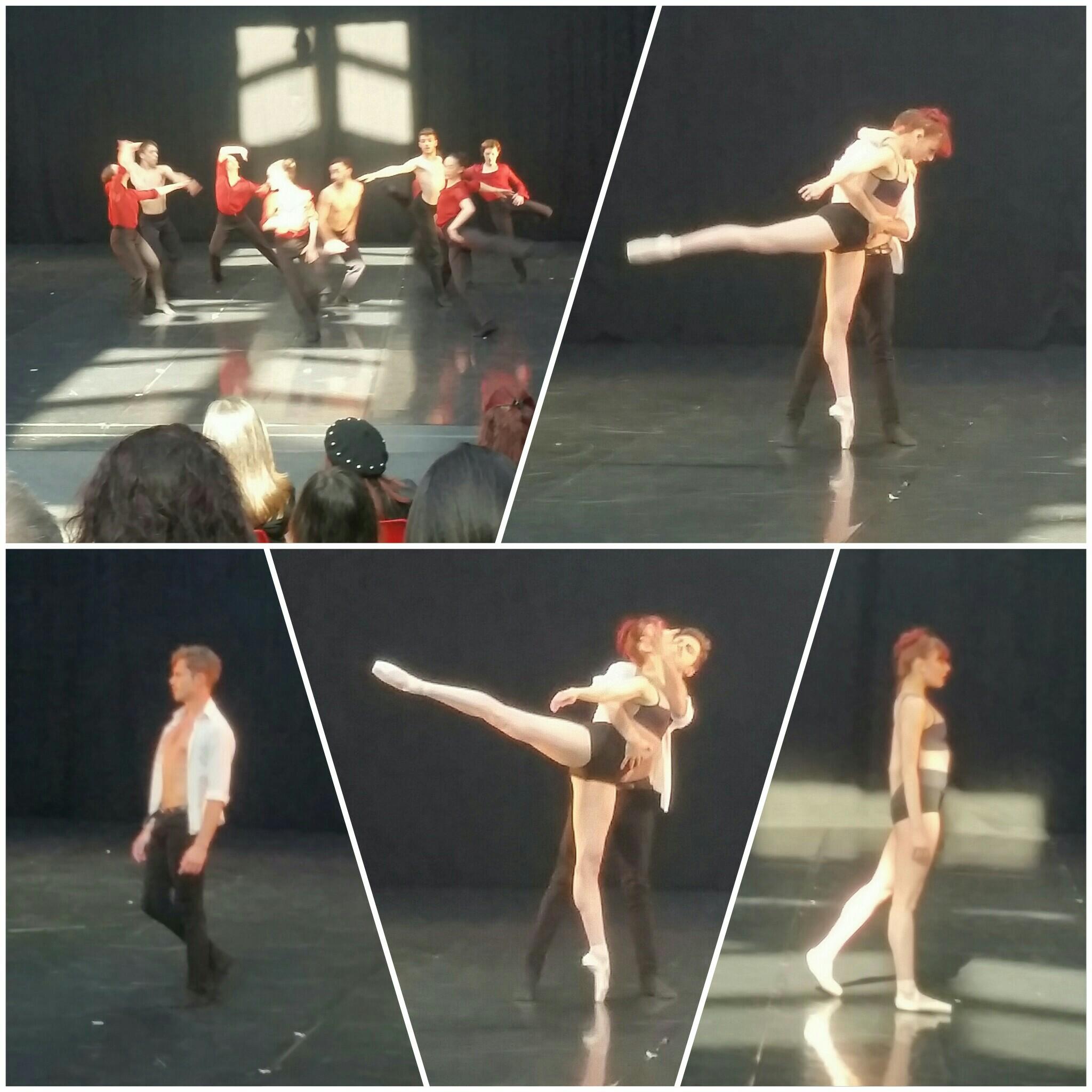 Beatrice Piastra e Brenno Simonetti danzatori