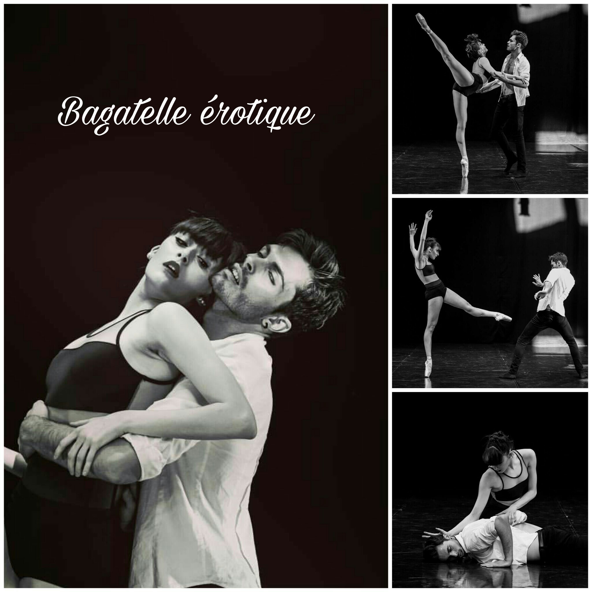 L'interpretazione  coreografica del 2017 delle Bagatelle