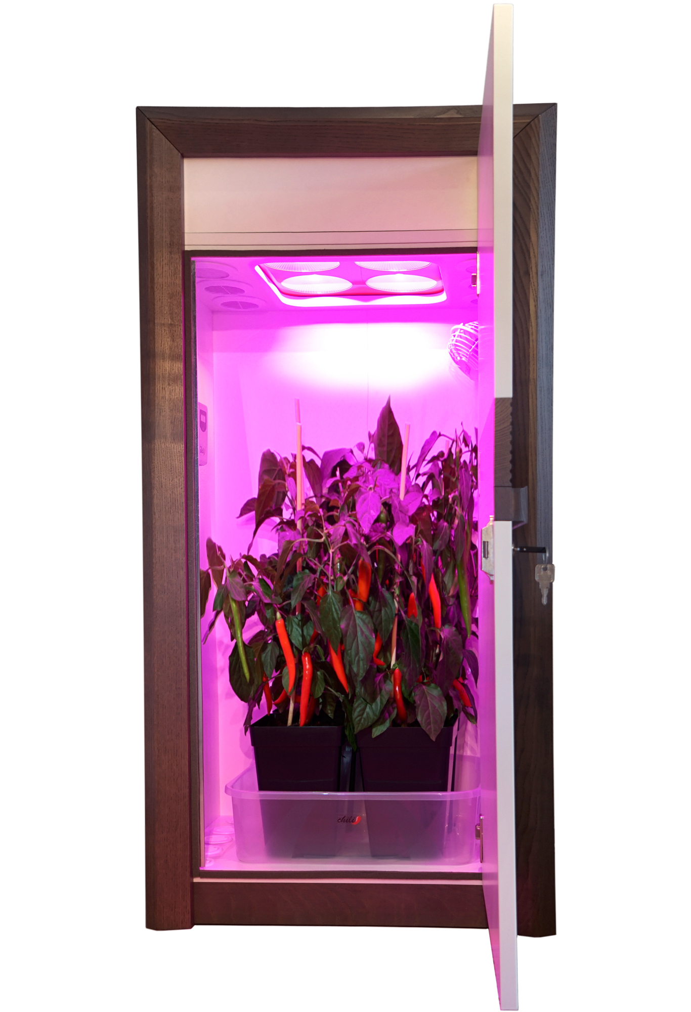 automatic LED Growbox Komplettset