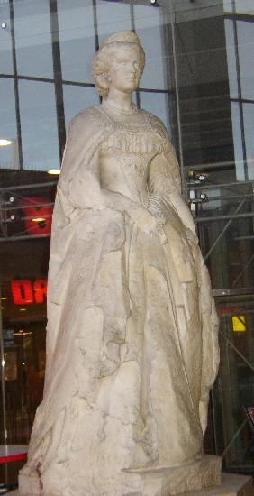 Wien, Westbahnhof, - Halle: