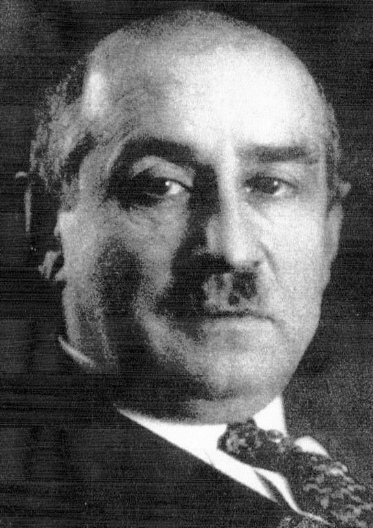 Leopold Hess, gestorben 1933