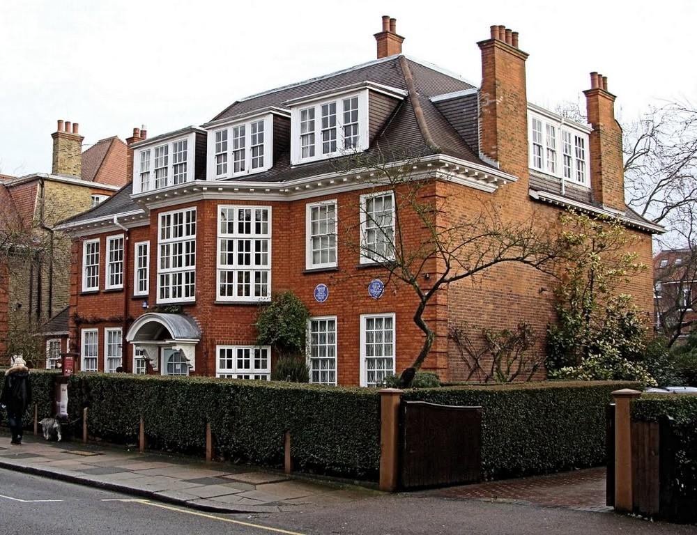 20 Maresfield Gardens: Sigmund Freuds Exil - heute Freud-Museum