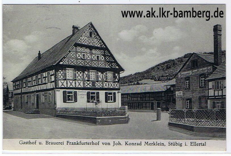 """...mit Bezug zu diesem Anwesen """"Merklein"""" in Stübig"""