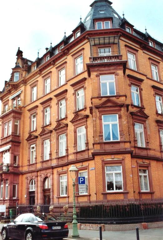 Wohnhaus Mainz, Uferstraße
