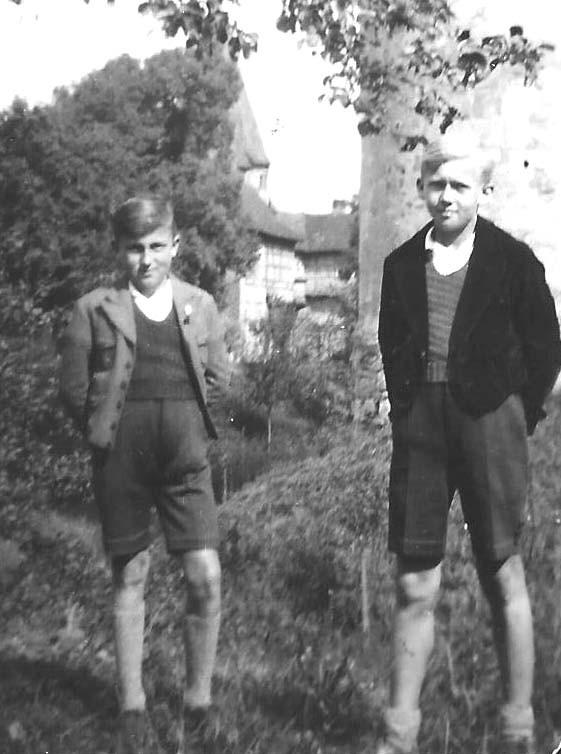 Hans und Freund in Unterfranken