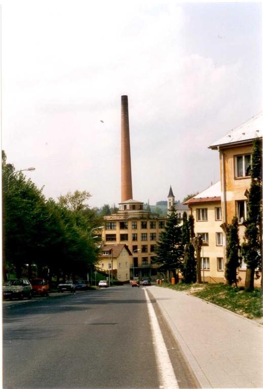Nordblick zur ehemaligen Lehrmann-Fabrik, 2003 (A. Schirnjack)