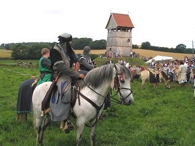 Lütjenburg, Mittelalter-Darsteller