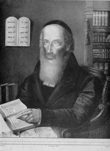Der Münsteraner Ober-Rabbiner Abraham Sutro: 1784 in Bruck geboren und aufgewachsen. Ausgebildet in Fürth und Prag.