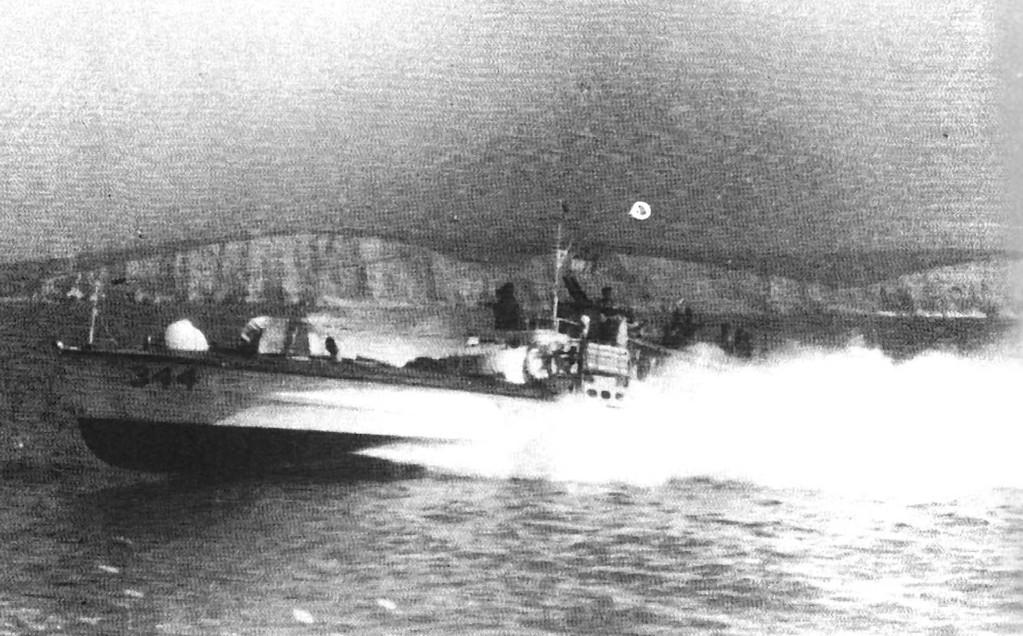 """Motor-Torpedoboot: das """"Arbeitspferd"""" für Nachtaufklärung und Angriffe"""