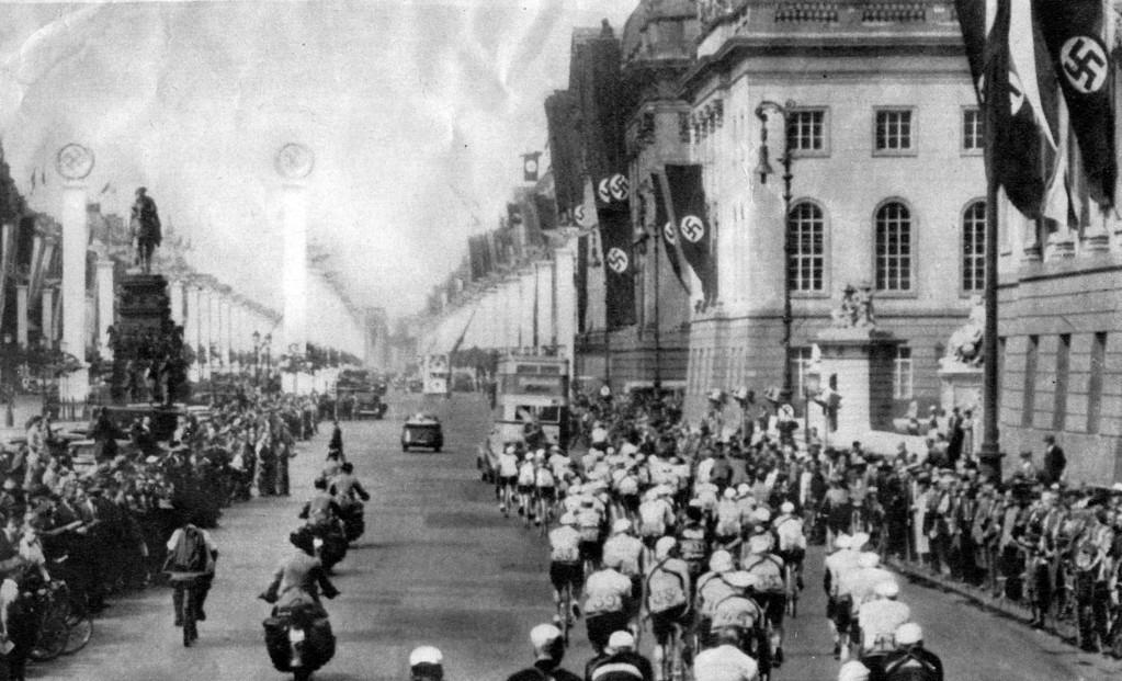 Berlin 1939: Radrennen