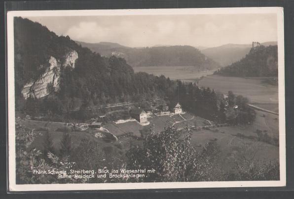 Blick von Streitberg