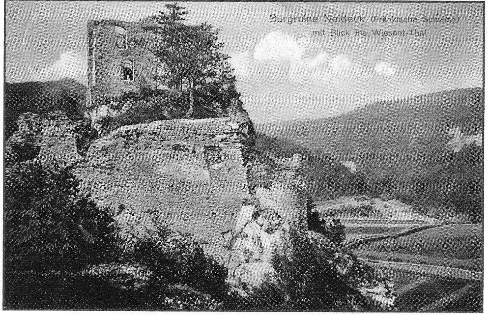Ansichtskarte, ca. 1910