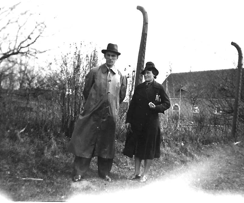 Fritz und Margarete in Bruck
