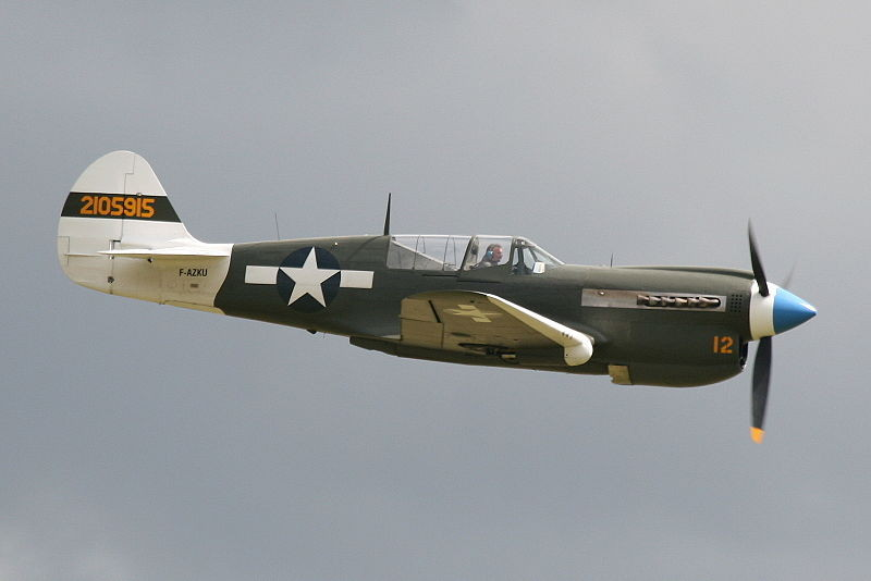 Es war ein US-Kampfflugzeug wie dieses, das uns eines Tags als Tiefflugziel ausgesucht hatte...