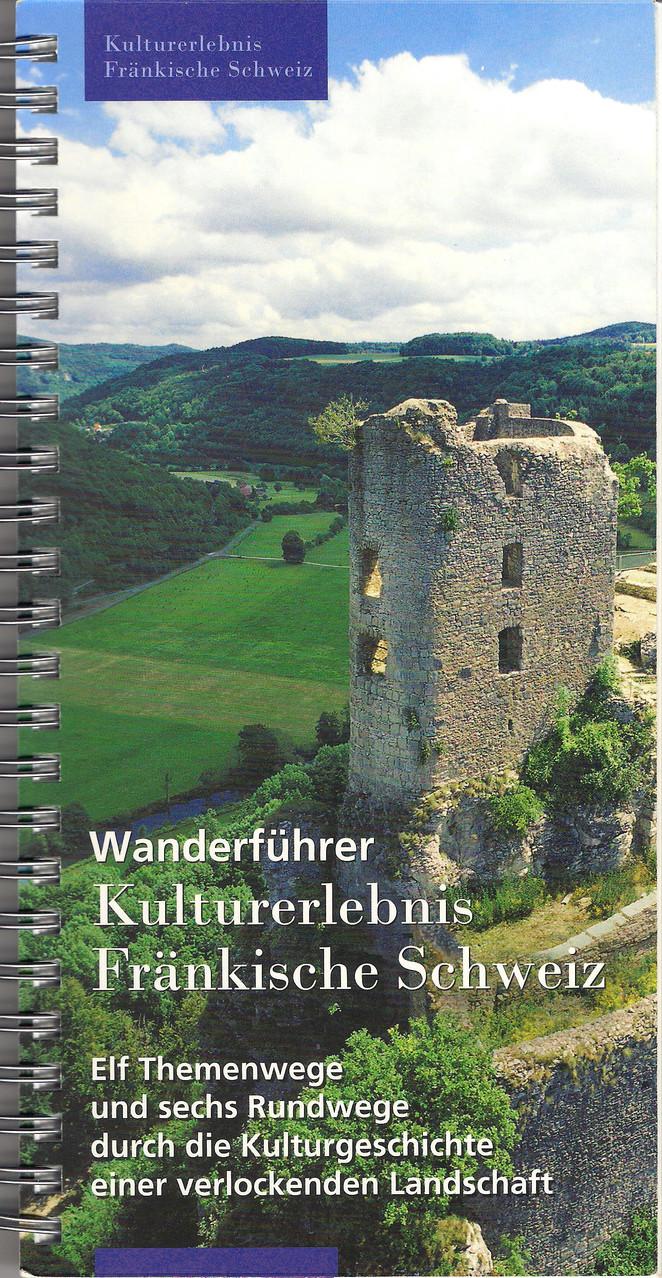 Der Wohnturm - das Symbol der Fränkischen Schweiz - aus ungewohnter Perspektive