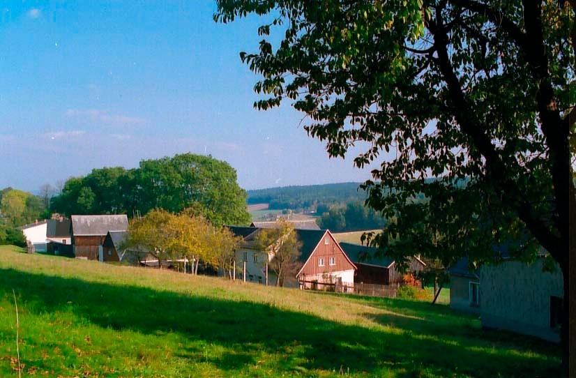 Impression aus Eichigt im südwestlichen Vogtland