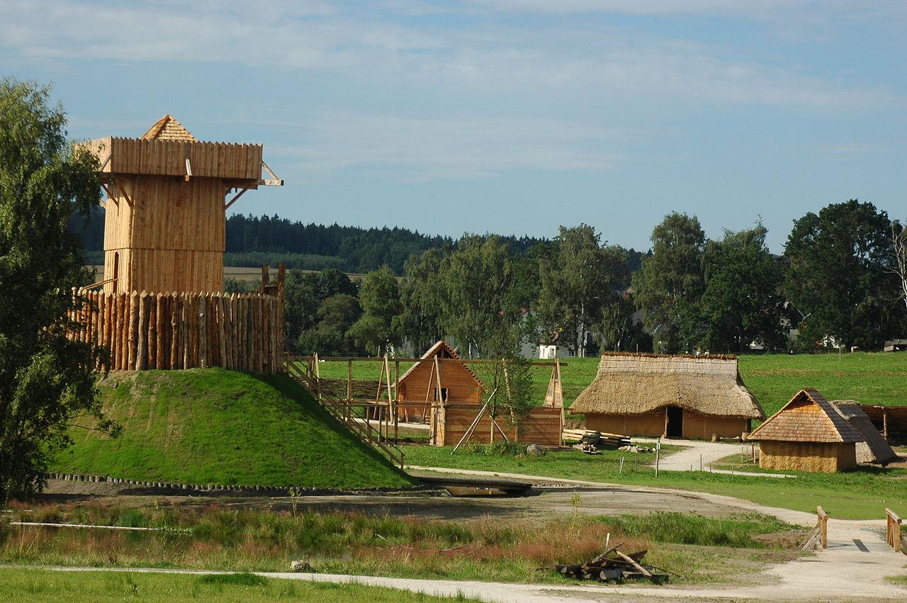 Geschichtspark Bärnau bei Tirschenreuth