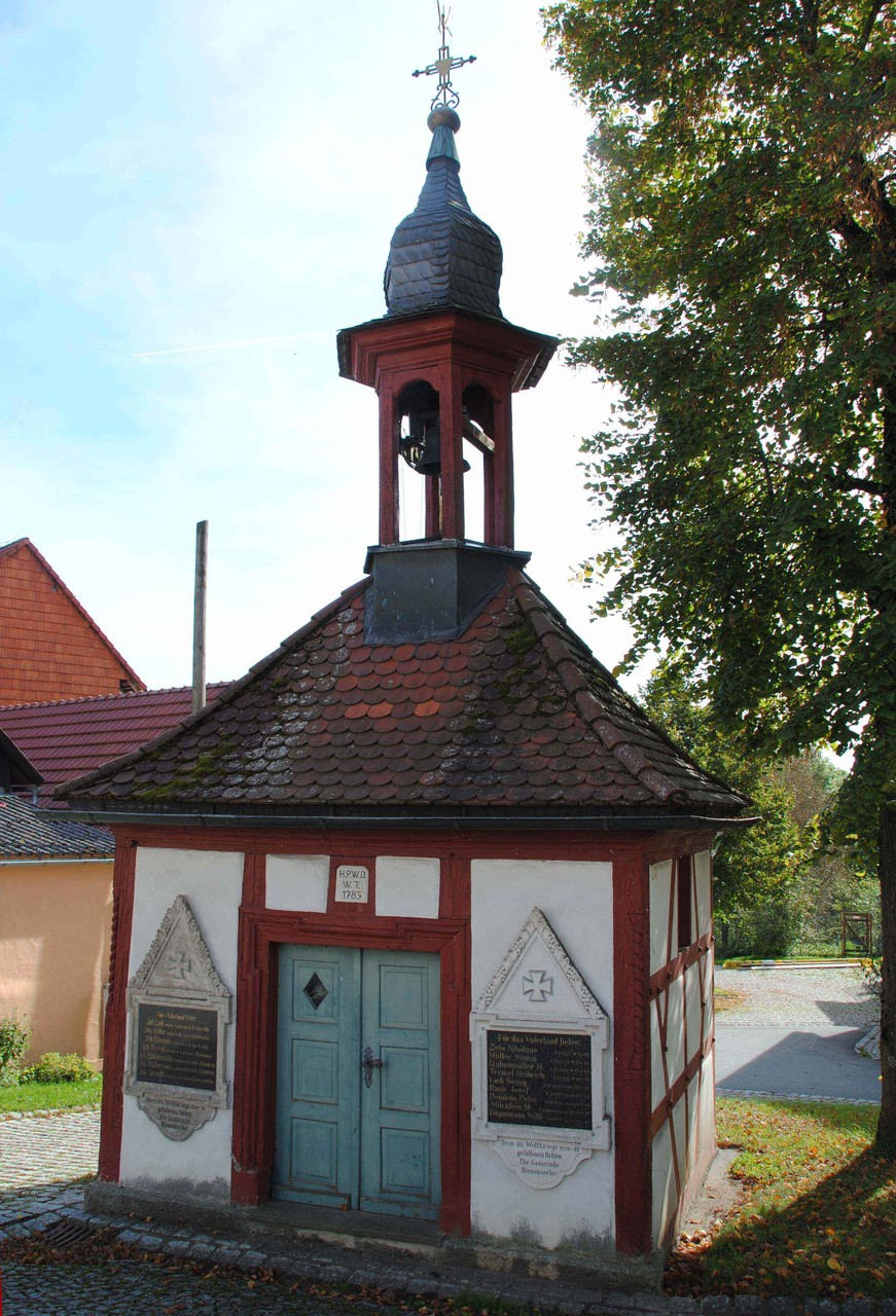 Kapelle in Dörnwasserlos