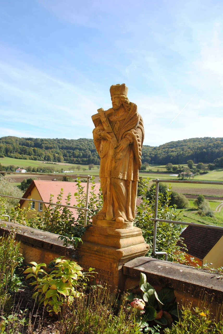 Statue des Heiligen Nepomuk
