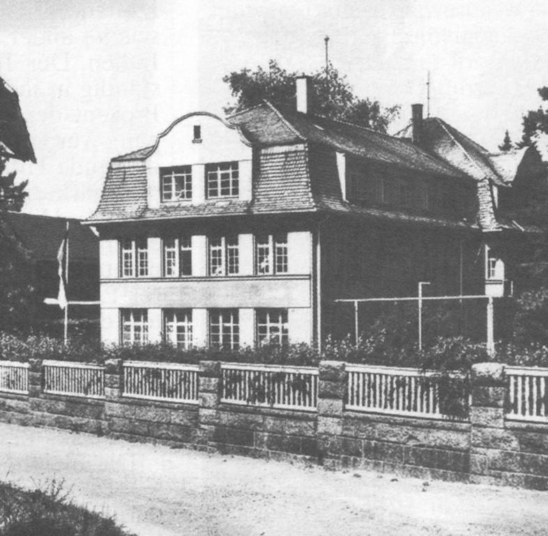 Fabrik von Richard Stübiger in Brambach