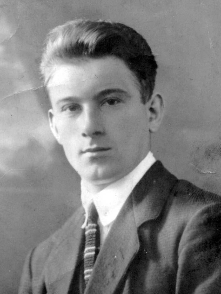 Mein Großvater, Johann Karl Friedrich (Fritz) Stübiger