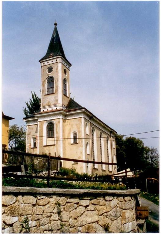 Evangelische Kirche 2003 (Foto: A. Schirnjack)