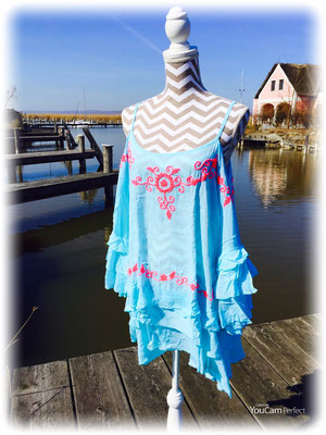 Dress Seminyak, aqua/pink, one size 69€ / -50%