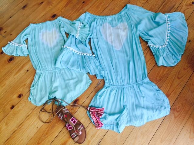 mele beach Jumper Corazon aqua, Gr 6/10/12 49€ SOLD OUT