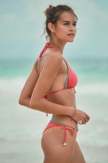 """Banana Moon Bikini """"BiChic"""", coral, in Gr 38/40/42/44, 89,90€"""