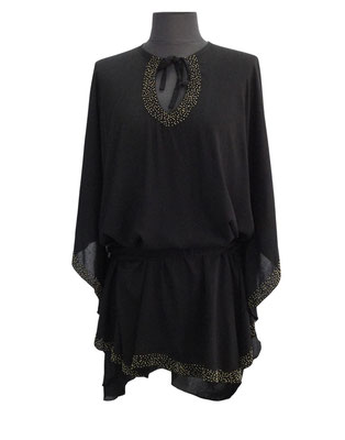 Dress Portofino black, one size, 59€ / -30%