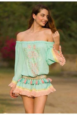 Miss June Dress Kate, mint, one size 109€ -30%