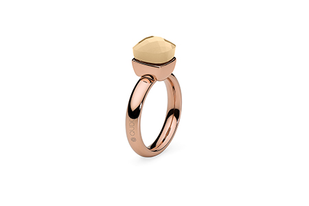 Ring rosegold, Gr 52-58,  peach opal , 49,90€, ab 2 Stück mixed colours 44,90€