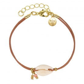 Bracelet Perfect Beach silver or rose gold (sold out)  14€