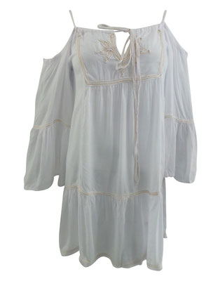 Dress Aruba, white , one size, 49€ / -50%